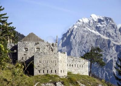 David Stulc Zornik - trdnjava na Predelu 5